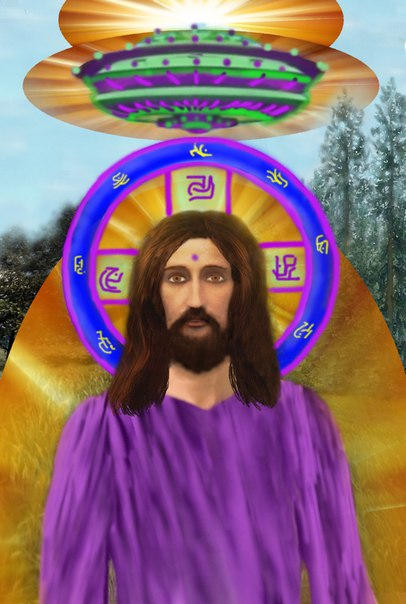 diezelsun, diezel sun, нло религия, нло в религиях, инопланетяне, ангелы, боги, aliens angels, aliens gods, иисус христос инопланетяне, инопланетяне в библии, фрески с нло, нло фрески, православие, христианство, bible ufo